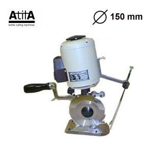 MÁQUINA DE CORTE TEXTIL ATILA 150 mm