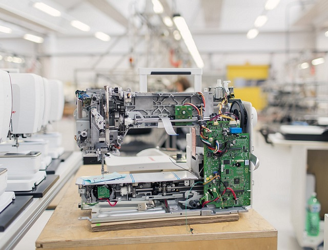 Reparación máquinas de coser Domesticas