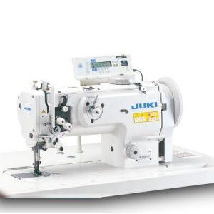 Máquina de coser JUKI dnu 1541 triple arrastre corta hilos